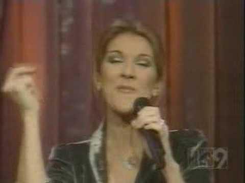 Celine Dion Beautiful Boy Live