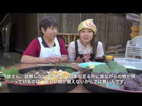 中国人モンちゃん食べまくり旅❤飛騨高山の旅❤日本の餅つき初体験❤