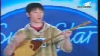 Freestylo на домбре от Казахского парня