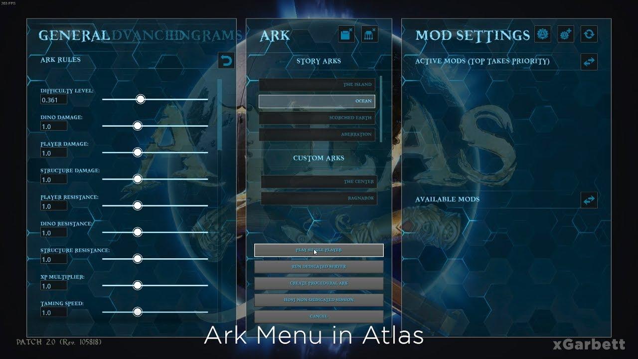 Ark Spieler Anzeigen