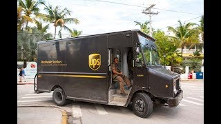 Live Delivery to UPS!