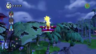 LEGO® DIMENSIONS Sonic Free Roam in Ninjago