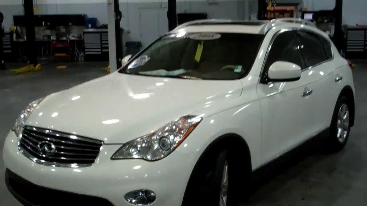 2008 infiniti ex35 used car dealer fort myers