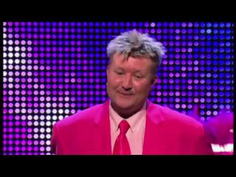 Stevie Pink - Britain's Got Talent 2013