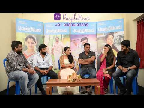A Fun and meaningful discussion with Sasikumar and vetrivel team - by prashanth