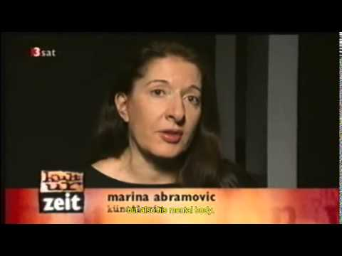 Marina Abramović on Joseph Beuys