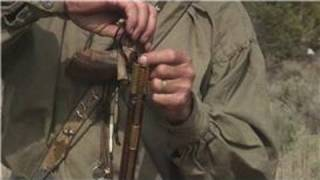 Muzzleloaders : How to Load a Muzzleloader