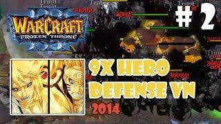 9x Hero Defense VN 2014 #2 - Thuyền trưởng Luffy gear 3 và cái kết   Mad Tigerrr