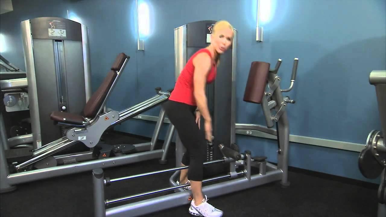 life fitness maskiner