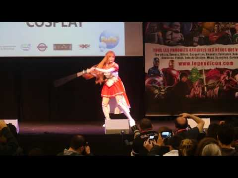 related image - Paris Manga 22 - Concours Cosplay Dimanche - 14 - Sword Art Online - Asuna