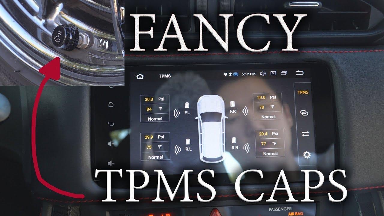 TPMS For the Head Unit   Audew Tire Pump