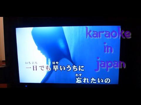 Japanese karaoke 日本のカラオケ