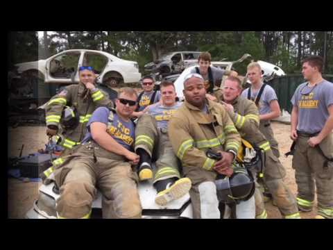 Tyler Junior College Fire Academy