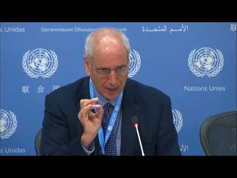 Human rights in the Palestinian Territory - Press Conference