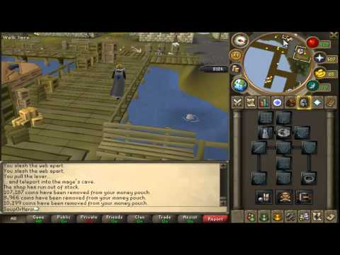 Runescape P2P Money Making Guide 2012 | 130k in 5 Minutes!