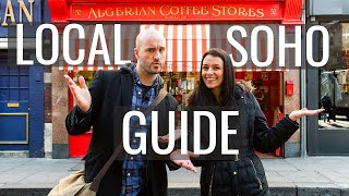 Londoner's Guide to Soho (ft. Papa Teach Me) | Love and London