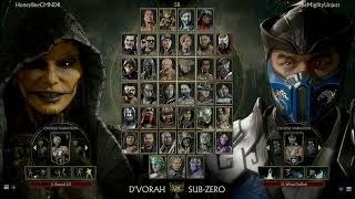 Mortal Kombat 11 Pro Kompetition 2021   Full Tournament! TOP8 + Finals