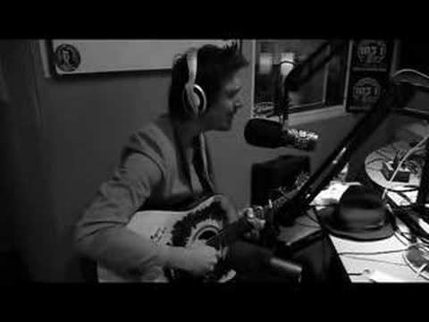 Lukas Haas Live on Indie 103.1 FM