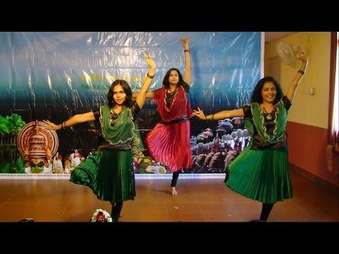 Vijana Surabhi Dance Performance - Onam 2013 @ CG