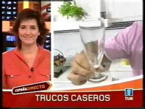 Trucos Caseros España Directo 29 9 06 Youtube