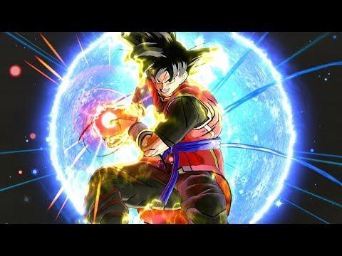I Made Xeno Goku In Dragon Ball Xenoverse 2