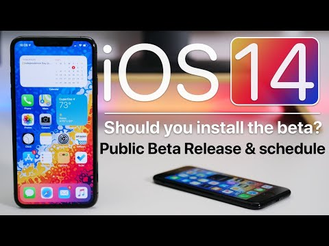 iOS 14 – Release schedule and Should you install the Beta?