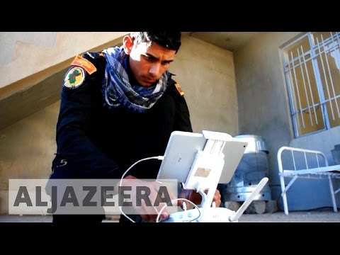 Mosul: Iraqi forces using technology to target ISIL
