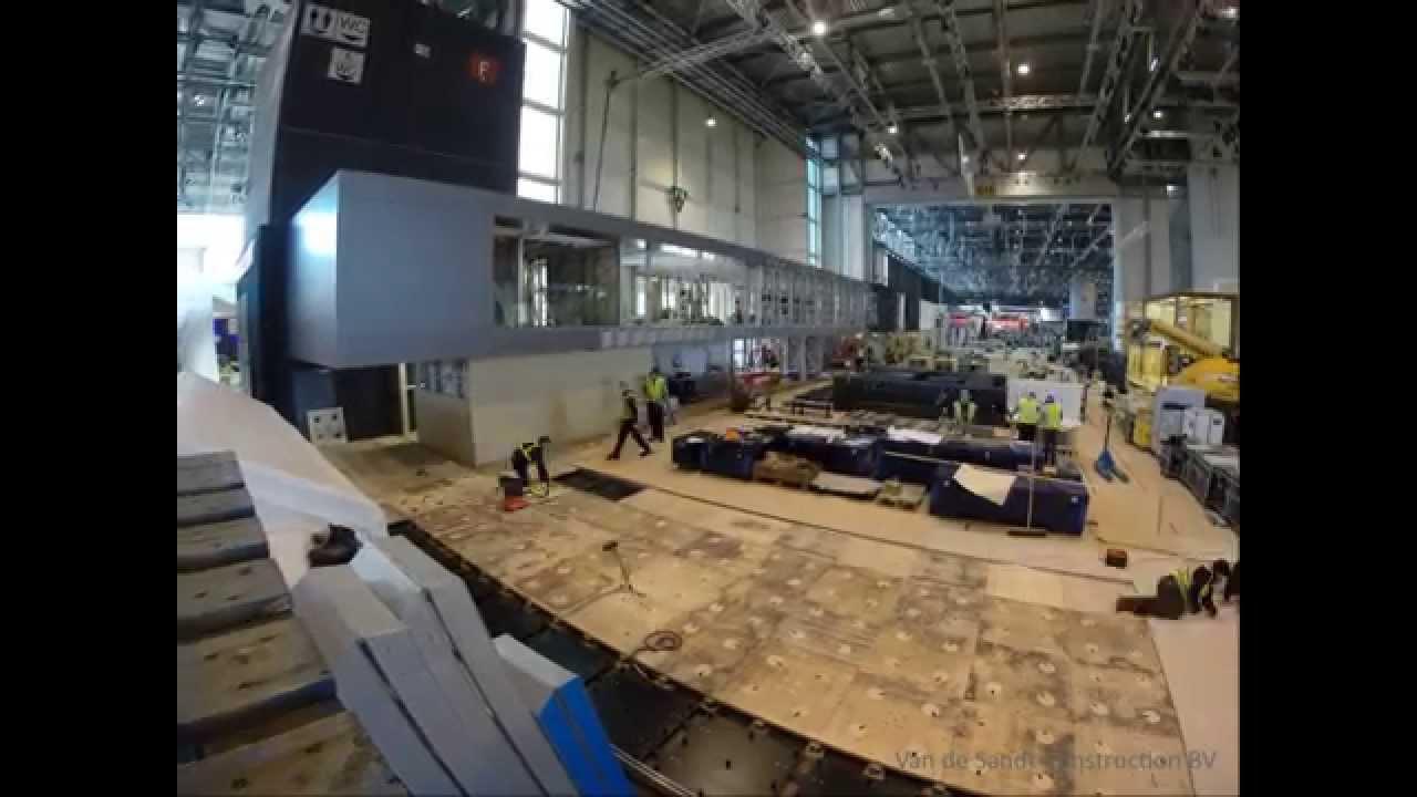 Jaguar Land Rover Modular Exhibition System at the Geneva ...