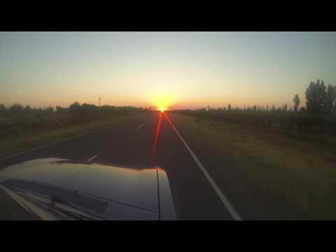 MY INFINITE PASSPORT - Road Trip Patagonia Footage Argentina