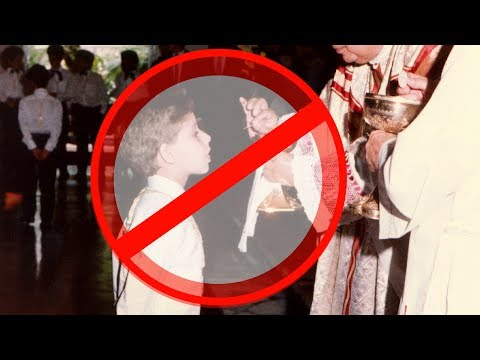 DON'T GO TO COMMUNION!!!