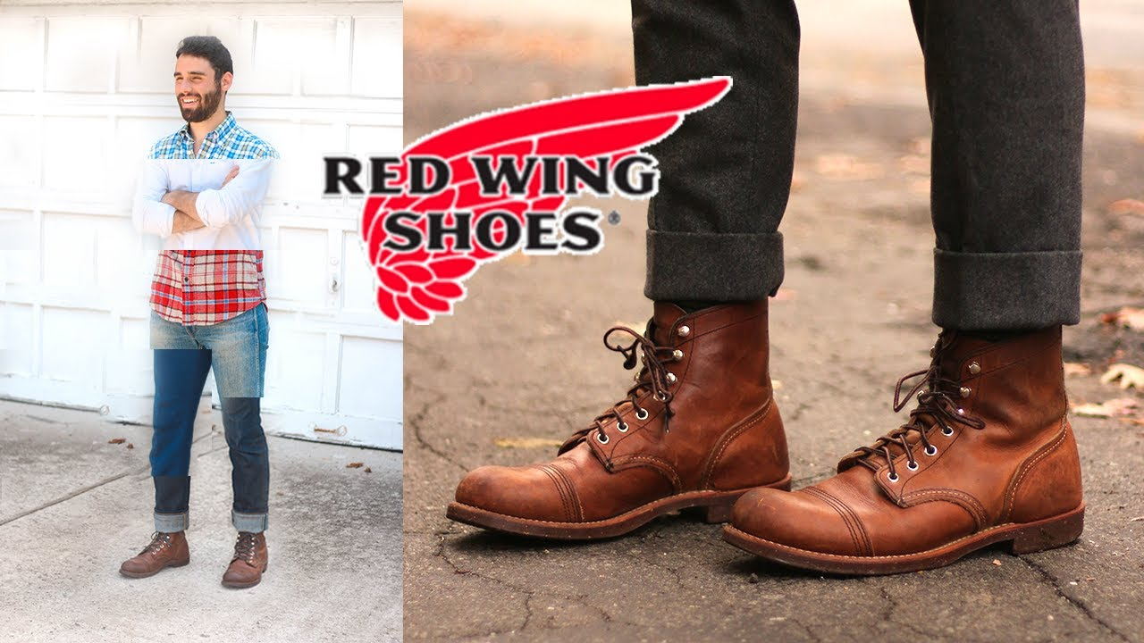 How I Style My Red Wing Iron Rangers