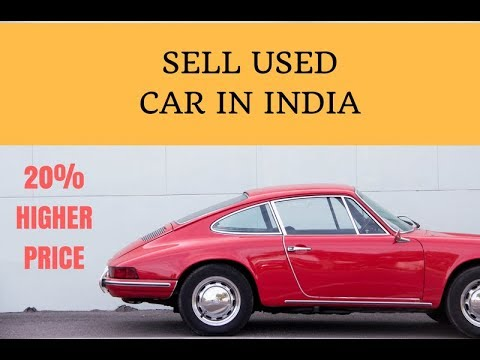 How to sell your used car for the best PRICE?
