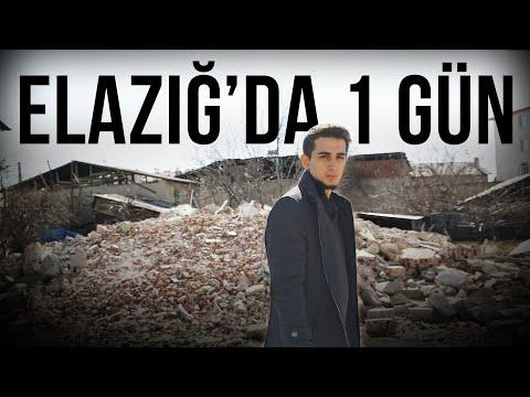 Alın İşte TV'de Göremeyecekleriniz! (Elazığ Deprem Merkezinde NELER OLUYOR?)