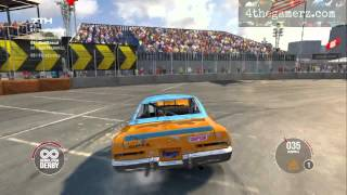 Grid 2 Demolition Derby Against All Odds(Live Party Chat HD720p) playstation 3