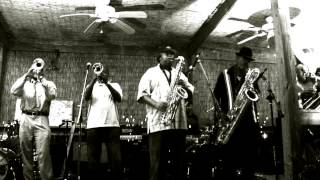 "THE DIRTY DOZEN BRASS BAND - ""Live From the Family Funktion"""
