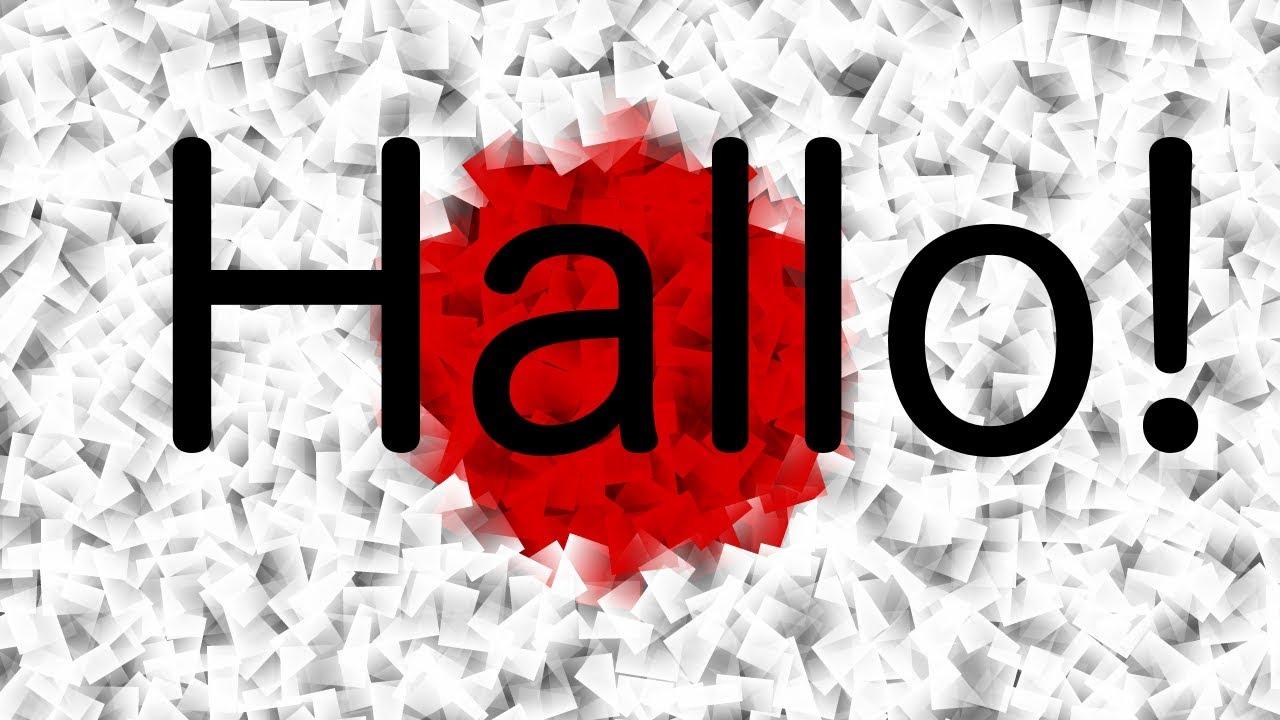 Japanisch Lernen Begrüßung Hallo Und Auf Wiedersehen Auf Japanisch