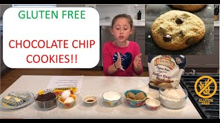 Gluten Free Cookies Recipe! - Bethany cooks!