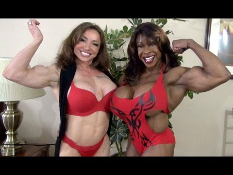 Female Muscle Movies - Latest Scenes