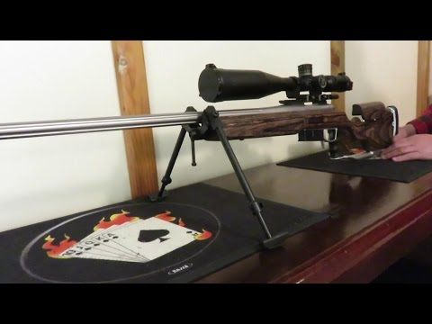 How to make a rifle shoot (Bipods)