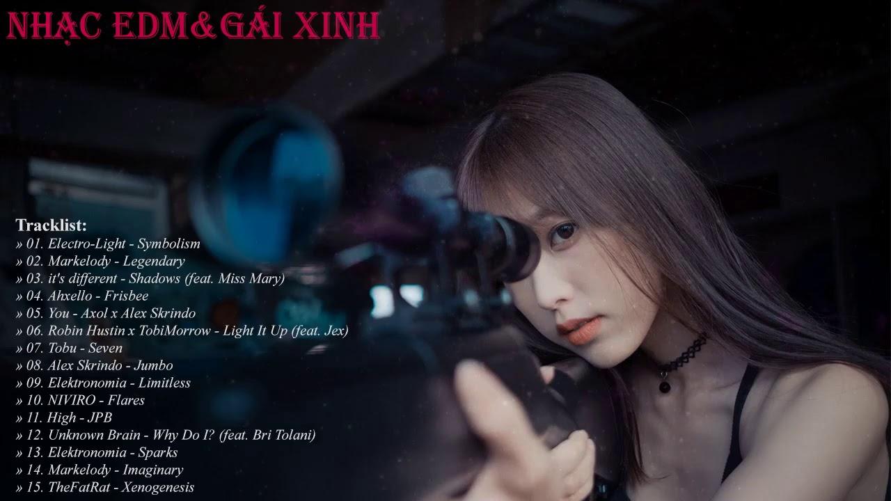 Top 15 Bản Nhạc Điện Tử EDM Nghe Chưa Bao Giờ Chán