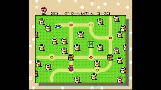SMW Custom Music - Super Mario Bros. 3 - Pipe Land/World 7 (Variety 2)