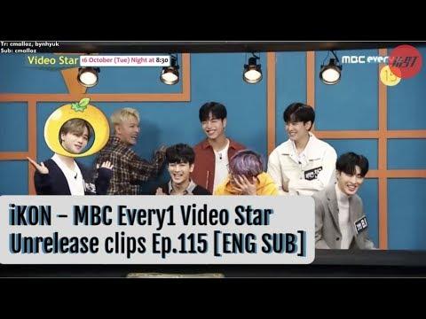 (ENG- SUB) iKON Unreleased Video Star Footage ep 115 (181016)