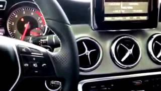 2016 Mercedes Benz CLA 200 model of Car