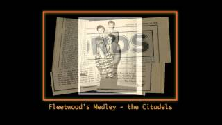 Fleetwoods Medley (Come Softly / Mr. Blue) - The Citadels (acappella - doo-wop)