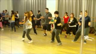 Neverland / Ukiss (Kpop Classes by I LOVE DANCE)