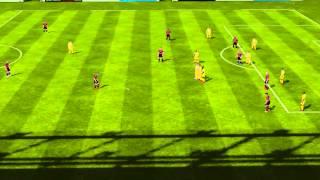 FIFA 14 iPhone/iPad - CULIONEROS vs. Deportivo Pasto