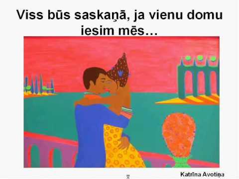 Art Project! Latvian artist works (year 1991 - 2008)
