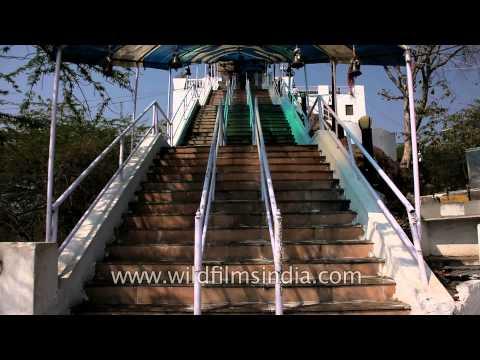Udaipur Neemach mata temple - Rajasthan