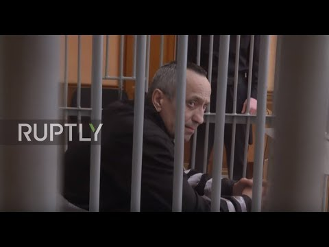 Russia: Notorious 'Werewolf' serial killer on trial for 59 more murders
