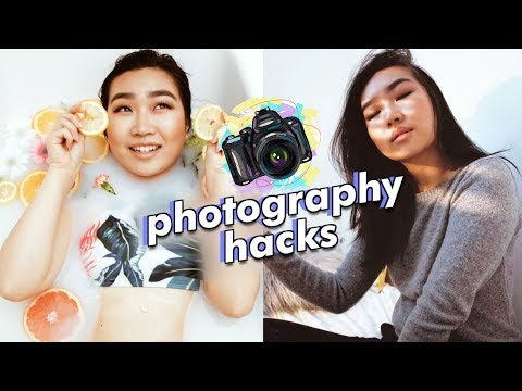5 Photography Hacks and Trends to Try! | JENerationDIY